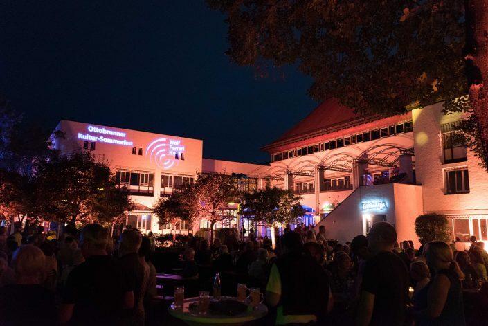 30. Kultur-Sommerfest im Rosengarten
